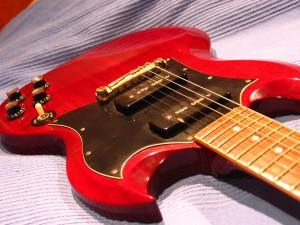Сustom Shop Gibson SG Pete Townsend
